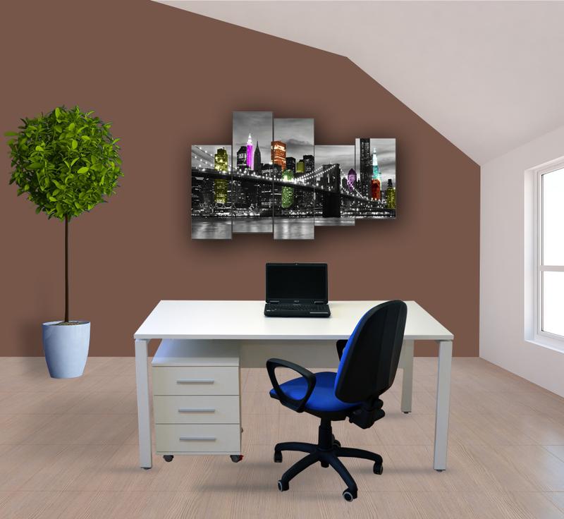 Mesa oficina con cajonera lumen n 10 - Cajonera para oficina ...