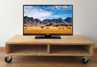 Imagen de Mesa TV Palet con Ruedas 115x55x28 Ref.MPTVR1155526